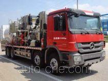 Jereh JR5312TYD liquid nitrogen operations truck
