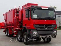 Jereh JR5330THP mixing plant truck