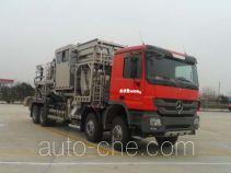 Jereh JR5340THS sand blender truck