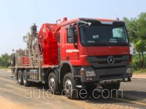 Jereh JR5350TLG coil tubing truck