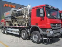 Jereh JR5382TYL fracturing truck