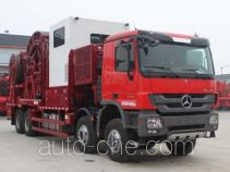 Jereh JR5410TLG coil tubing truck