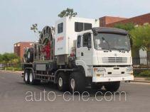 Jereh JR5542TLG coil tubing truck