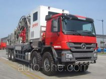 Jereh JR5551TLG coil tubing truck