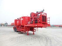 Jereh JR9200THP mixing plant trailer