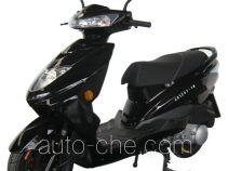 建设牌JS125T-18型踏板车