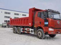 吉石牌JS3250P66K2L2BT1E型自卸汽车