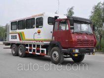 吉石牌JS5230TXL6型洗井清蜡车