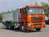 吉石牌JS5250TQL型热油(水)清蜡车