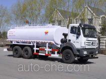 Jishi JS5252TGY oilfield fluids tank truck