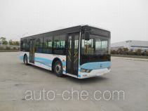 AsiaStar Yaxing Wertstar JS6108GHBEV7 electric city bus