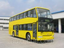 AsiaStar Yaxing Wertstar JS6110SHA double-decker bus