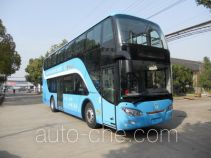 AsiaStar Yaxing Wertstar JS6111SHCP double decker city bus