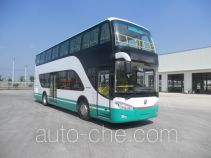 AsiaStar Yaxing Wertstar JS6111SHP double decker city bus
