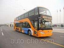AsiaStar Yaxing Wertstar JS6130SHJ1 double decker city bus
