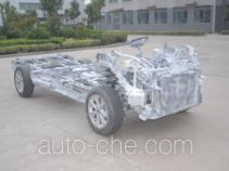 AsiaStar Yaxing Wertstar JS6470TDP MPV chassis