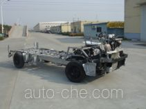 AsiaStar Yaxing Wertstar JS6520TDP MPV chassis