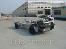 AsiaStar Yaxing Wertstar JS6471TDP MPV chassis