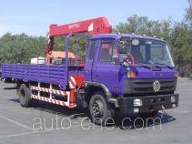 Sanji JSJ5121JSQ truck mounted loader crane