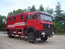 Sanji JSJ5160TGL thermal dewaxing truck