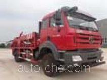 Sanji JSJ5160ZBG tank transport truck
