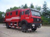 Sanji JSJ5161TGL thermal dewaxing truck