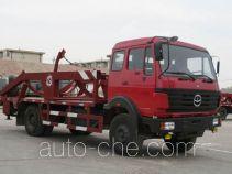 Sanji JSJ5161ZBG tank transport truck