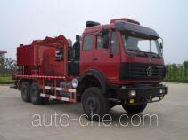 Sanji JSJ5250TGZ grouting truck