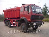 Sanji JSJ5252ZXS3 sand transport dump truck