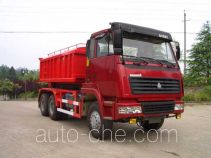 Sanji JSJ5253ZXS sand transport dump truck