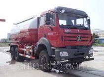 Sanji JSJ5256GXH5 pneumatic discharging bulk cement truck