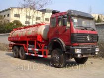 Sanji JSJ5256GYG fracturing fluid tank truck