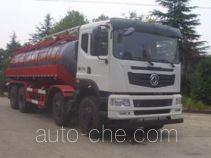 三机牌JSJ5310GFW型腐蚀性物品罐式运输车