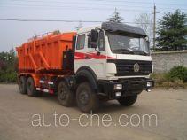 Sanji JSJ5310TYA fracturing sand dump truck