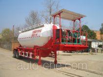 Sanji JSJ9350GXH well cementing ash trailer