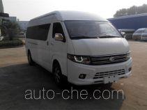 Dongwu JSK6608EV electric minibus