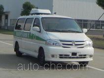 Hongdu JSV5030XJCZ inspection vehicle
