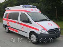 江铃牌JSV5030XJHZ型救护车