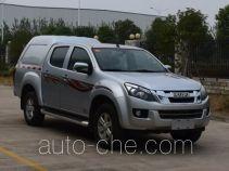 Hongdu JSV5031XXYMSA4 box van truck