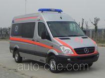 红都牌JSV5042XJHMD型救护车