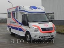 红都牌JSV5049XJHMLA25型救护车