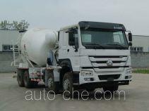嘉运通牌JTC5310GJBZ7型混凝土搅拌运输车