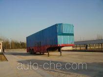 Qiang vehicle transport trailer