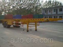 Qiang JTD9351TJZG container transport trailer