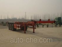 Qiang JTD9400TJZG container transport trailer