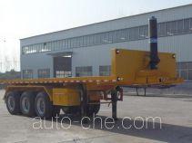 Qiang JTD9400ZZXP flatbed dump trailer