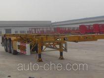 Qiang JTD9401TJZ container transport trailer
