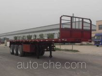 Qiang JTD9401TPB flatbed trailer