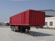 Qiang JTD9401XXYA box body van trailer