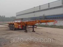 Qiang JTD9402TJZ container transport trailer